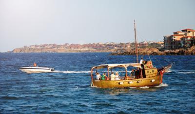 Boat tour Sozopol